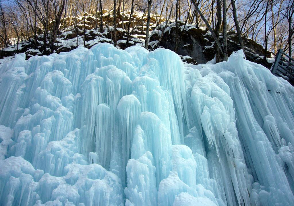氷の渓谷(冬季限定) 画像1